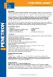 Amestec de impermeabilizare integral cristalin PENETRON - PENETRON ADMIX
