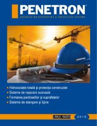 Sistemul PENETRON pentru impemeabilizarea betonului