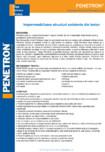 Material de impermeabilizare integral cristalin PENETRON - PENETRON