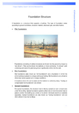 Structuri de fundatii PENETRON