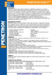 Sistem de reparatie si etansare a fisurilor din beton PENETRON - PENETRON INJECT