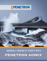 Rezistenta betonului incepe cu Penetron PENETRON