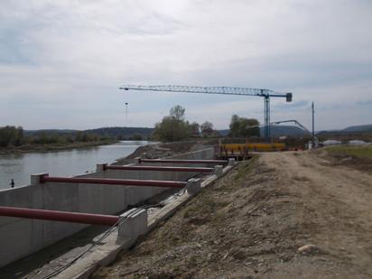 Statie hidroenergetica 2017 PENECRETE MORTAR, PENEPLUG, PENETRON, PENETRON ADMIX, PENETRON PLUS, PENETRON INJECT Statie hidroenergetica 2017