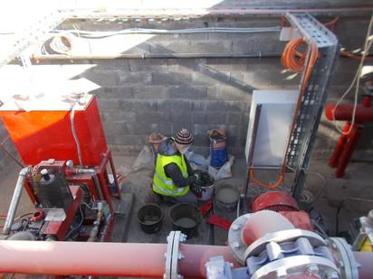 Hidroizolatii si impermeabilizare pentru structuri din beton PENECRETE MORTAR PENEPLUG PENETRON PENEBAR SW45 RAPID Tip B