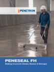 Tratament permanent pentru pardoseli / Hidroizolare si tratamente de suprafata pentru intarirea betonului cu actiune chimica interioara permanenta / PENETRON ROMANIA