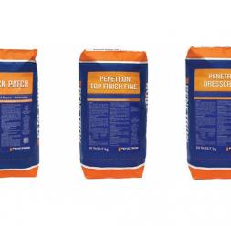 Mortare speciale de hidroizolare si reparatii cu polimeri modificati PENETRON