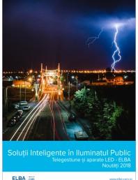 Solutii inteligente in iluminatul public