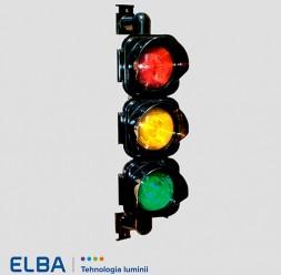 Semafoare pentru semnalizare si dirijare trafic rutier ELBA