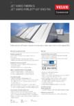 Sisteme cu profile compozite pentru renovare si termoizolatie cu sistem VELUX Commercial - Vario Therm S