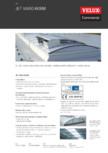 Sisteme de luminatoare continue pentru constructii noi VELUX Commercial - Vario Norm
