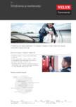 Intretinerea si mentenanta sistemelor pentru evacuarea fumului si a caldurii VELUX Commercial
