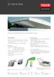 Cupola luminatoare VELUX Commercial - TOP 90 PLUS
