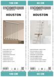 Garda de corp si treapta suplimentara pentru scari cu rampa SOGEM - Houston