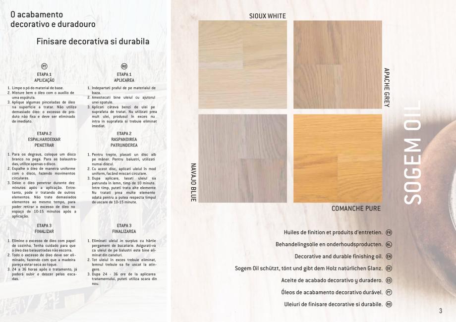 Pagina 4 - Scari in kit din lemn si din metal SOGEM Alaska, Alpha, Arizona, Atlantis, Delta, Easyalu...