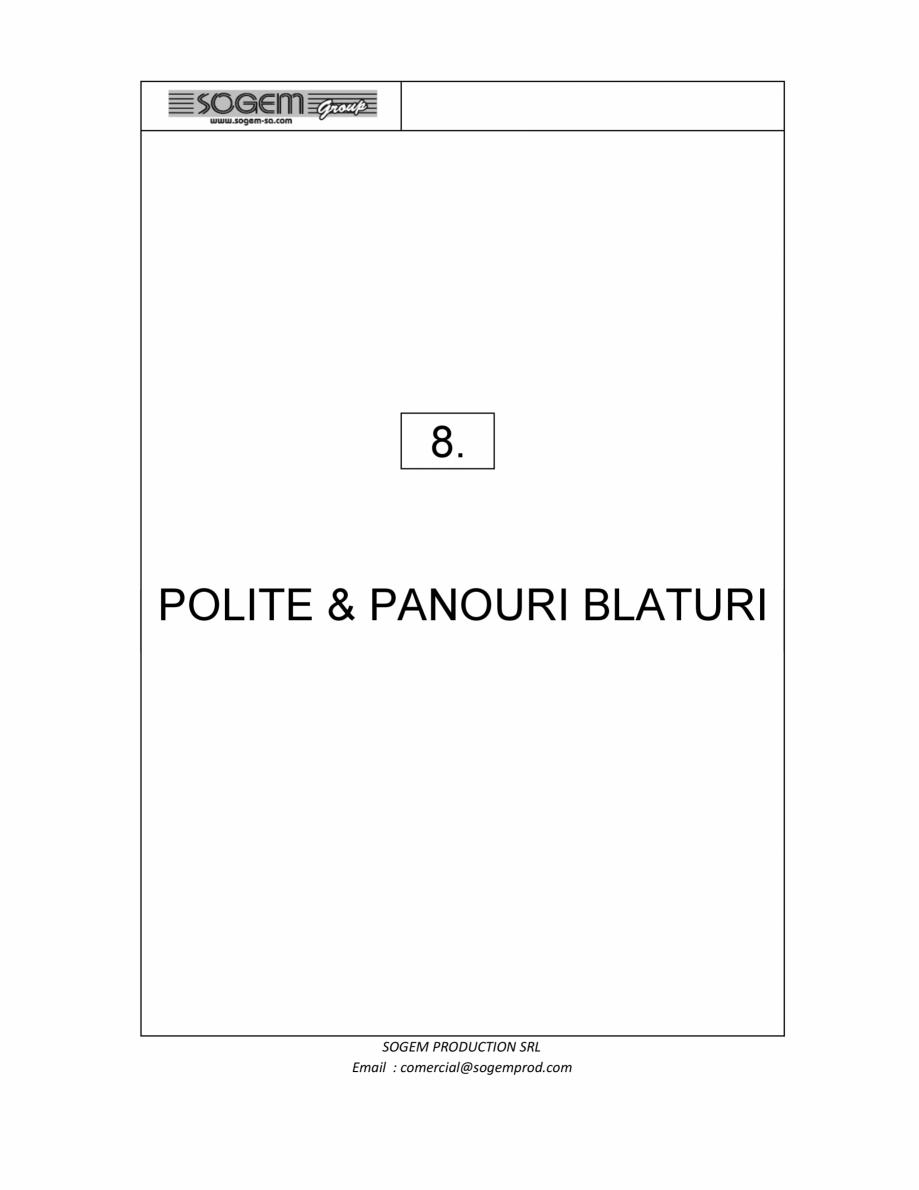 Pagina 84 - Scari moderne pe structura metalica  SOGEM Etna, Atlantis, Eureka, Kronos, Phoenix,...