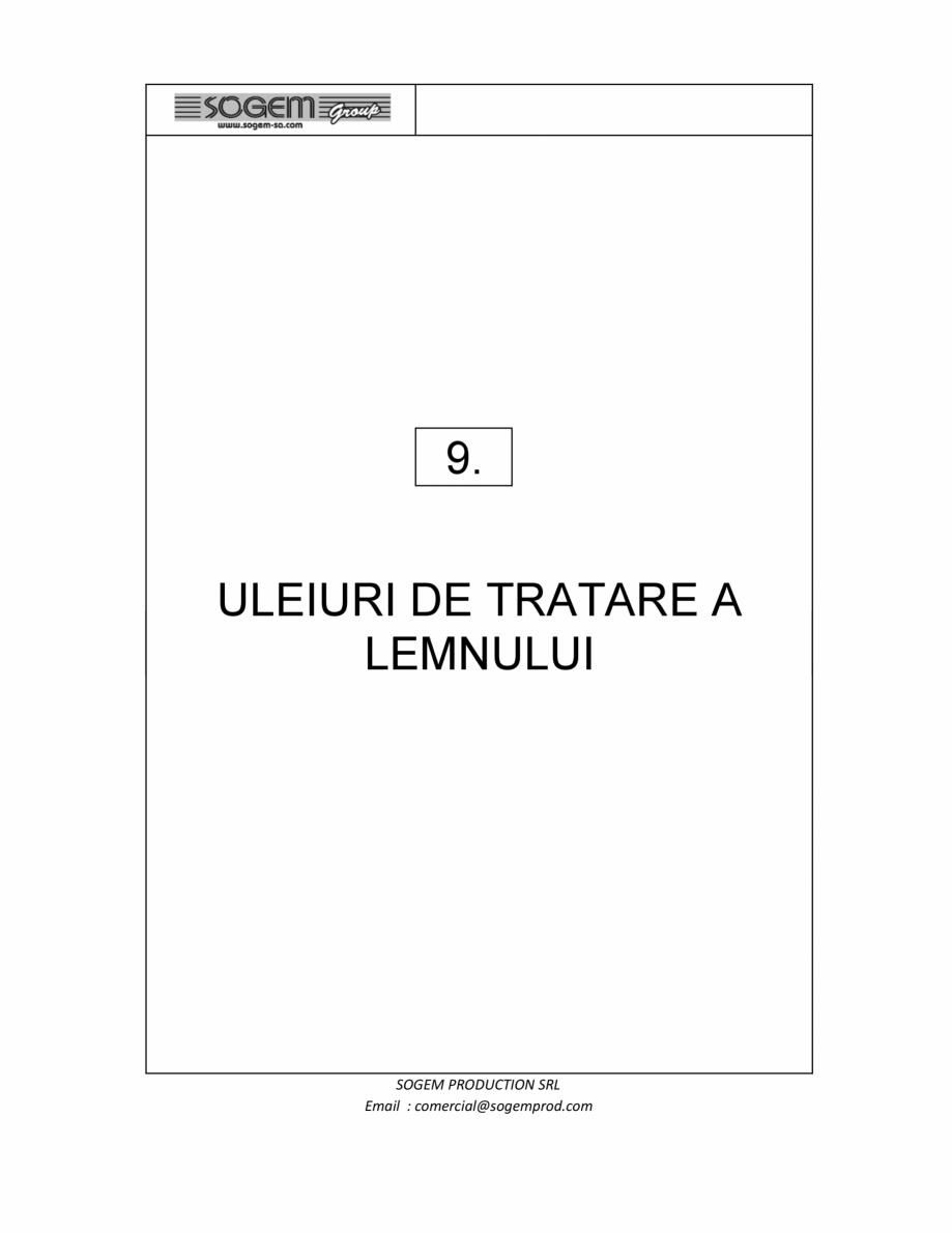Pagina 87 - Scari moderne SOGEM Gomera, Kalea, Tambora, Triax, Auvergne, Bretagne, Osaka, Tokyo,...