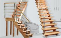 Scari pe structura din lemn SOGEM ofera o gama larga de scari in kit care vine in intampinarea solicitarilor dumneavoastra, atat a exigentelor de spatiu cat si a celor estetice.