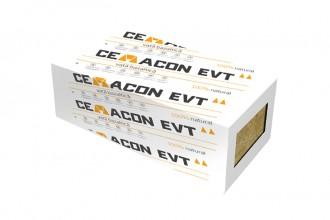 Vata minerala bazaltica pentru izolarea termica, acustica si protectia la incendiu a fatadei cladirilor  CEMACON