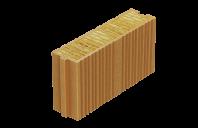 Blocuri ceramice cu izolatie din vata bazaltica integrata CEMACON