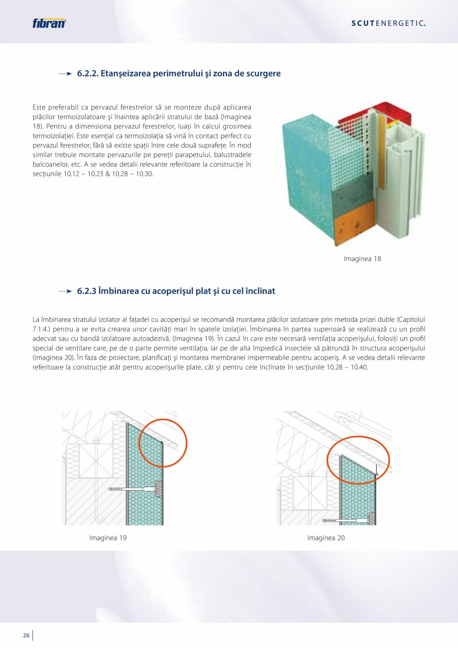 Pagina 24 - Sisteme compozite pentru termoizolarea peretilor exteriori FIBRANxps ETICS GF, ETICS BT ...