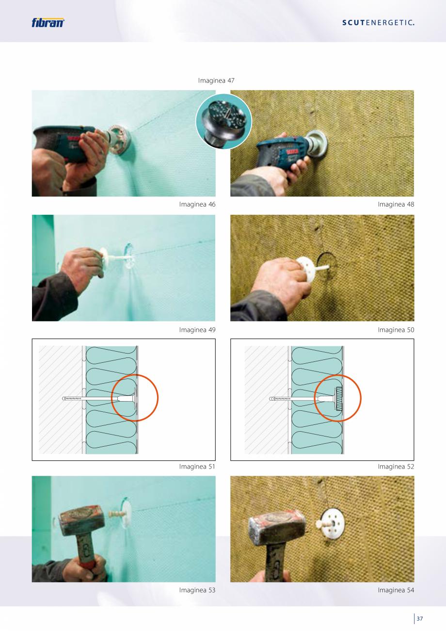 Pagina 35 - Sisteme compozite pentru termoizolarea peretilor exteriori FIBRANxps ETICS GF, ETICS BT ...