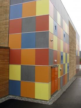 Lucrari, proiecte Placi fibrociment pentru amenajari urbane CEMBRIT - Poza 6