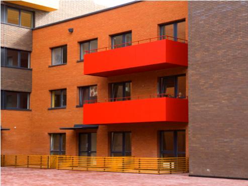 Lucrari, proiecte Placi fibrociment pentru amenajari urbane CEMBRIT - Poza 8