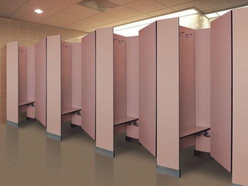 Exemple de utilizare Placi HPL pentru grupuri sanitare FUNDERMAX - Poza 7