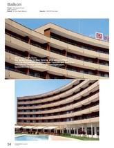Placi HPL pentru placare balcoane FUNDERMAX