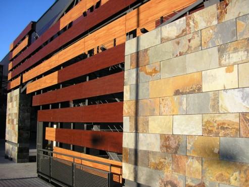 Lucrari, proiecte Placi HPL pentru amenajari urbane FUNDERMAX - Poza 6