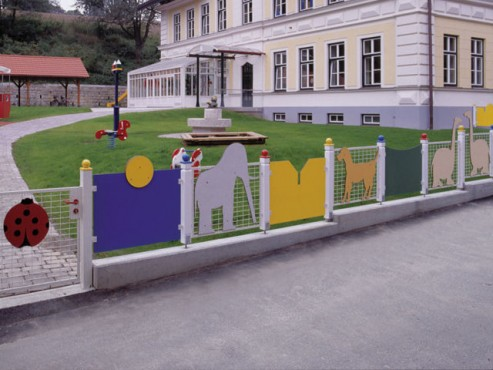 Lucrari, proiecte Placi HPL pentru amenajari urbane FUNDERMAX - Poza 3