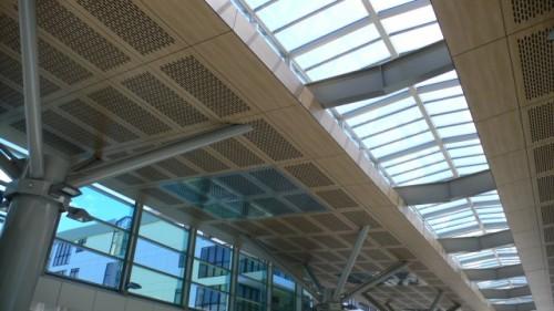 Lucrari, proiecte Placi HPL pentru amenajari urbane FUNDERMAX - Poza 2