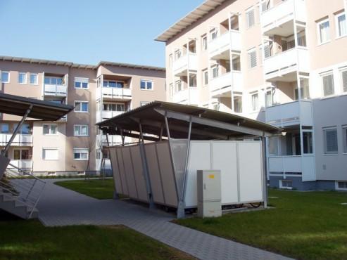 Lucrari, proiecte Placi HPL pentru amenajari urbane FUNDERMAX - Poza 10