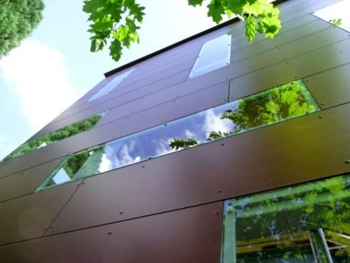 Lucrari, proiecte Placi HPL pentru placare fatade ventilate FUNDERMAX - Poza 3