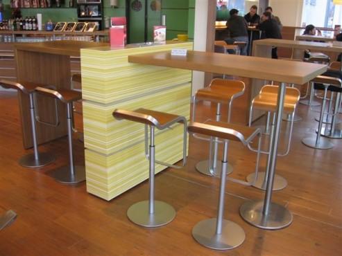 Exemple de utilizare Placi HPL pentru mobilier FUNDERMAX - Poza 6