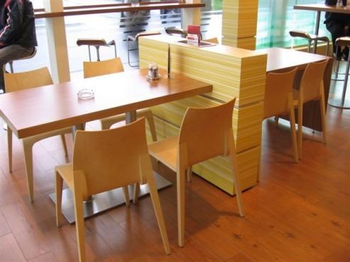Exemple de utilizare Placi HPL pentru mobilier FUNDERMAX - Poza 2
