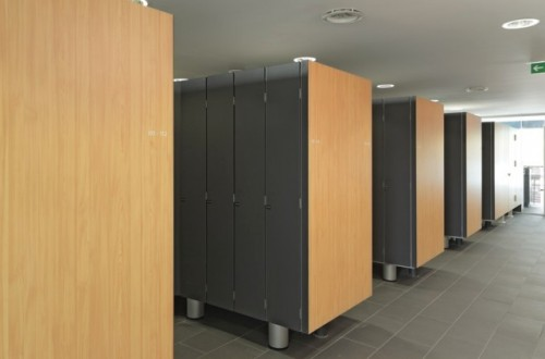 Exemple de utilizare Placi HPL pentru mobilier FUNDERMAX - Poza 1