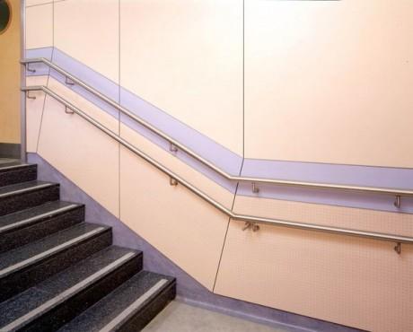 Exemple de utilizare Placi HPL pentru placare pereti FUNDERMAX - Poza 9