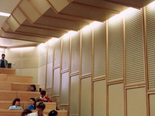 Exemple de utilizare Placi HPL pentru placare pereti FUNDERMAX - Poza 12