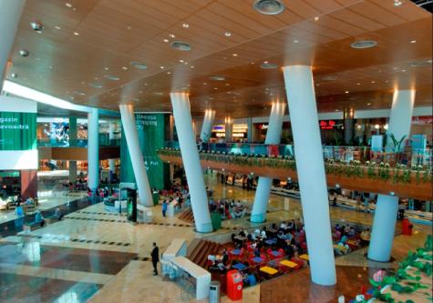 Lucrari, proiecte Baneasa Shopping City  - Poza 3