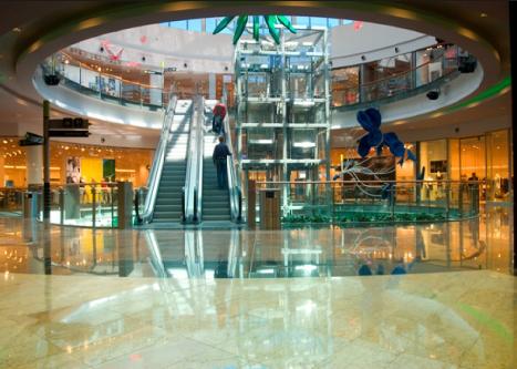 Lucrari, proiecte Baneasa Shopping City  - Poza 7