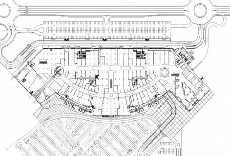 Lucrari, proiecte Baneasa Shopping City  - Poza 9