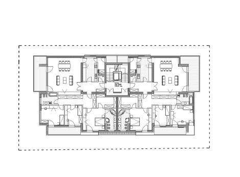 Delavrancea 42 Residential Building  - Poza 4