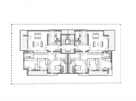 Lucrari, proiecte Delavrancea 42 Residential Building  - Poza 5