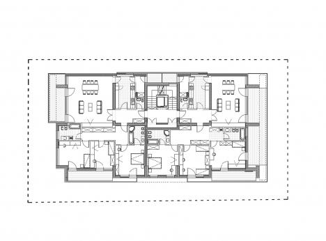 Delavrancea 42 Residential Building  - Poza 6