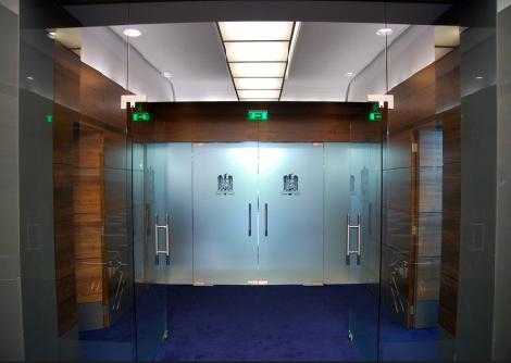 Lucrari de referinta Ministerul Afacerilor Externe - Conference Room  - Poza 4