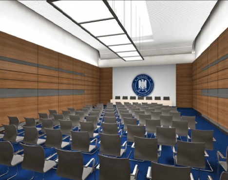 Lucrari de referinta Ministerul Afacerilor Externe - Conference Room  - Poza 7