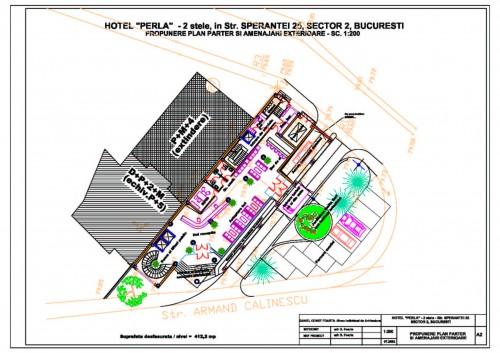 Lucrari, proiecte Hotel Perla Bucuresti  - Poza 3