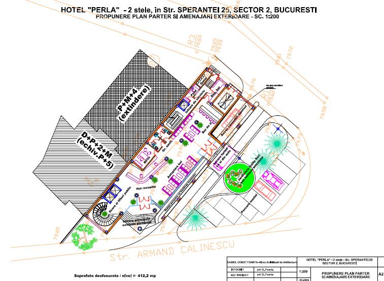 Hotel Perla Bucuresti  - Poza 6