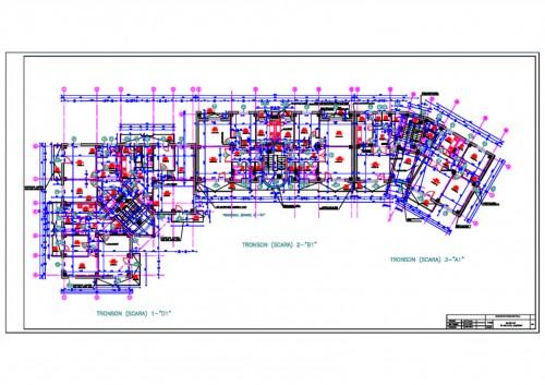 Lucrari, proiecte Locuinte piata centrala Turnu Magurele  - Poza 2